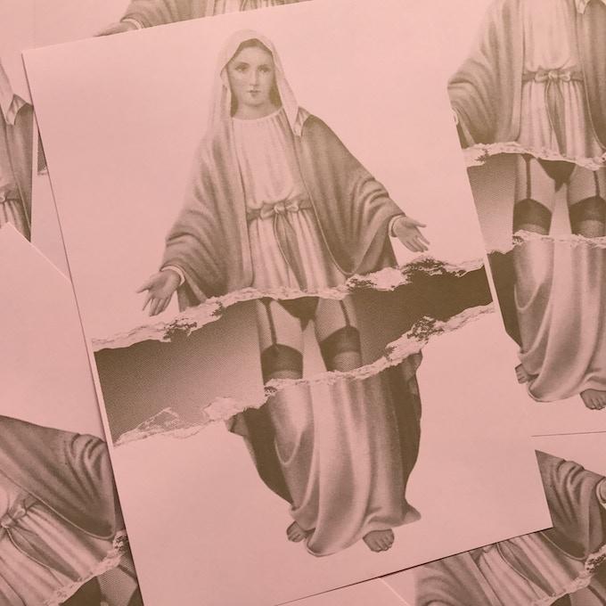 Imbue - A3 Print