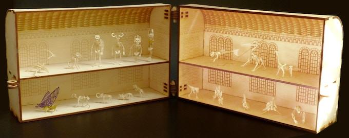 Tiny Museum interior