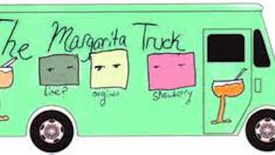 Mobile Margarita Truck