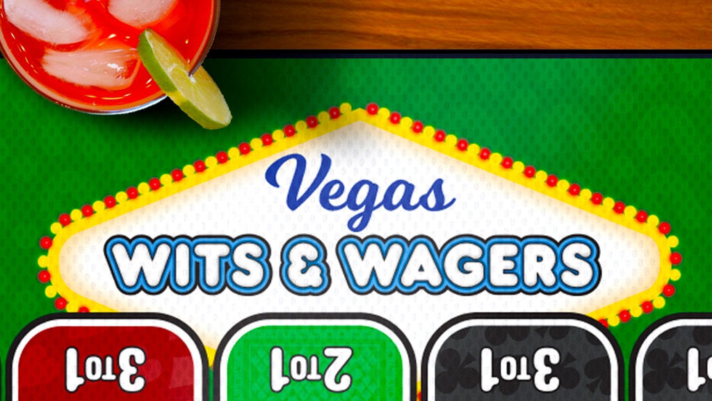 Vegas Wits & Wagers project video thumbnail