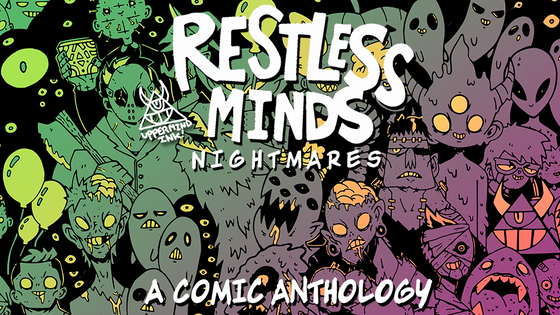 Restless Minds: Nightmares!