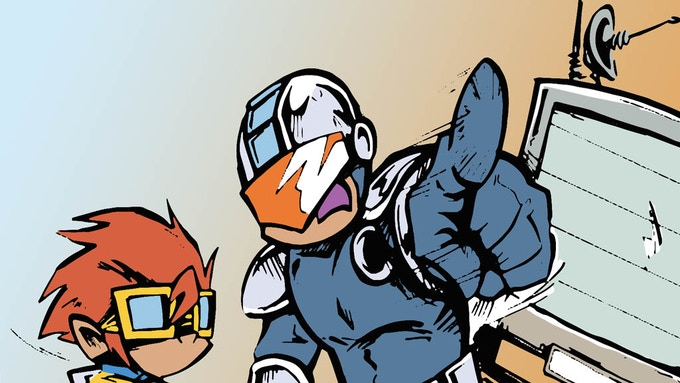 Space Copz, Australia, Comic, Kickstarter