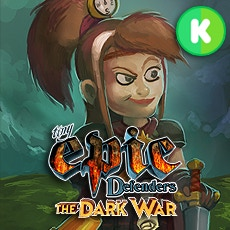 Tiny Epic Defenders: The Dark War & TED 2nd Edition by