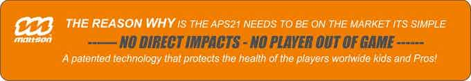 APS21 can save players from the burden of long lasting injuries