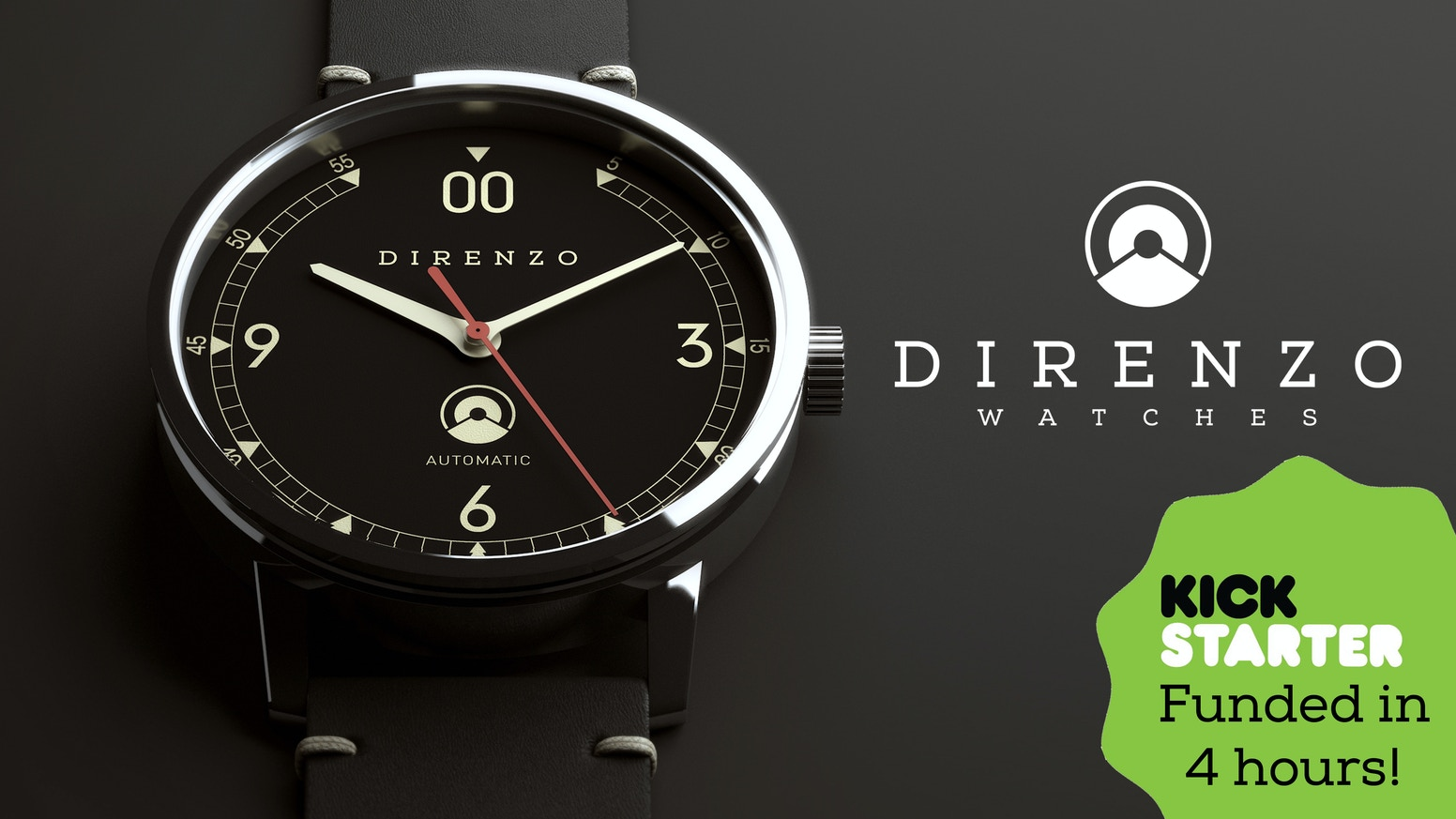 2a3feeb79cbe Direnzo watches by Direnzo watches — Kickstarter