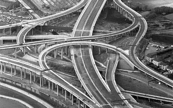 Spaghetti Junction 1972