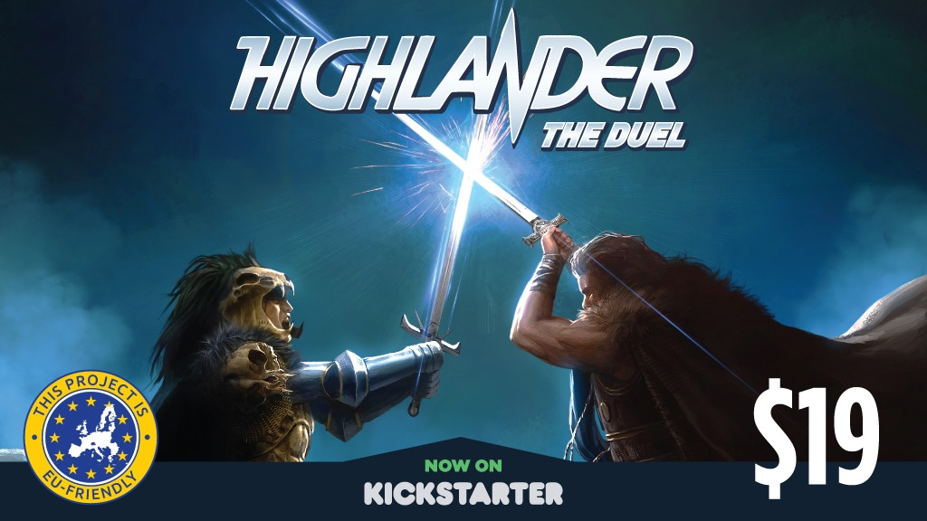 Highlander The Duel project video thumbnail