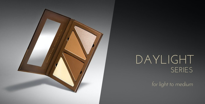 The Daylight Series - perfect for light to medium skin
