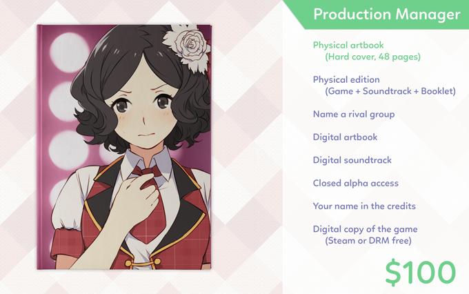 Idol Manager by Kuiper — Kickstarter