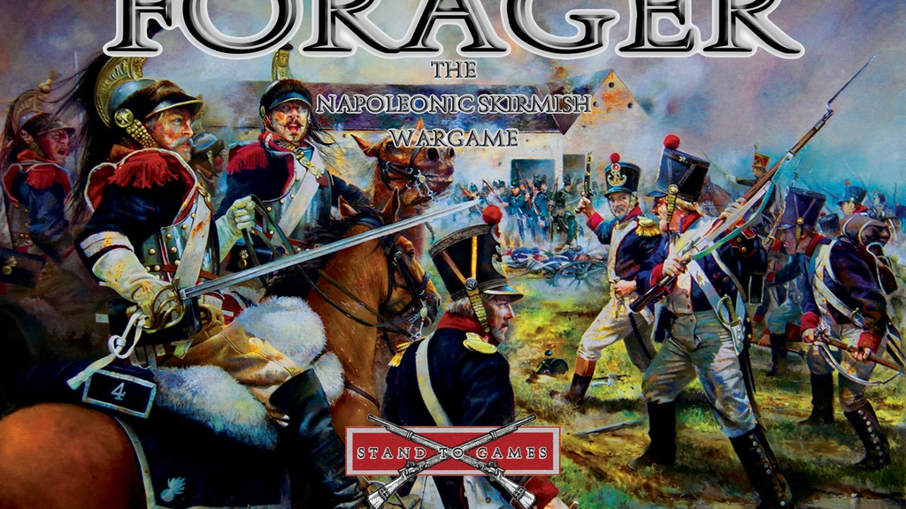 Forager - Tabletop Napoleonic Skirmish Game - Stand to Games project video thumbnail