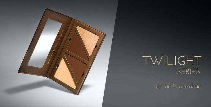 The Twilight Series - perfect for medium to dark skin