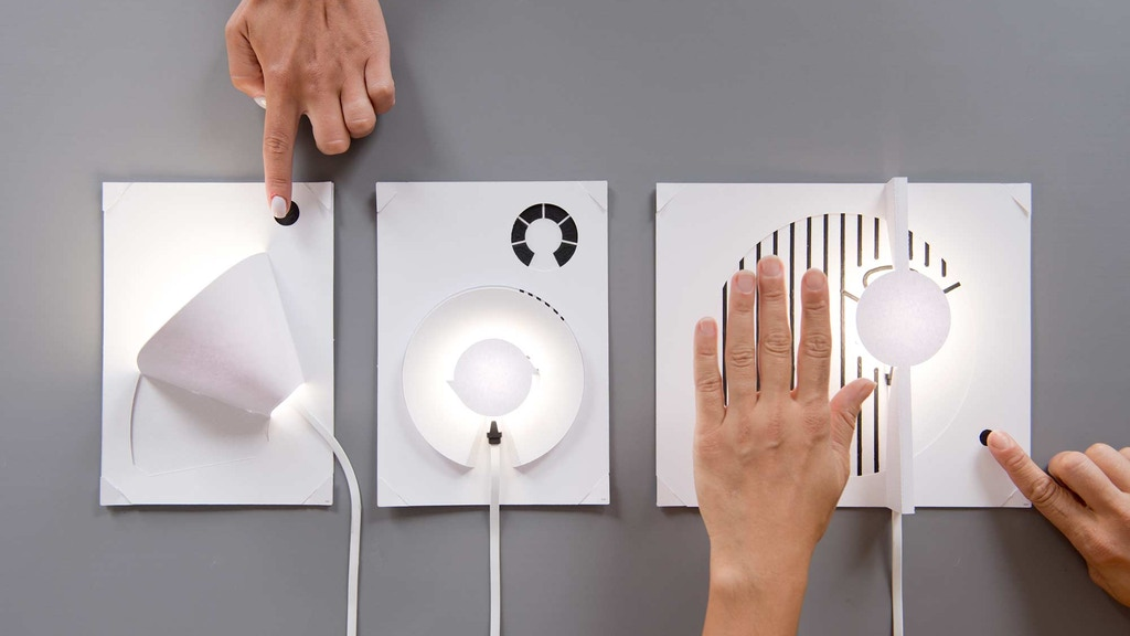 Electric Paint Lamp Kit - paint, plug and play! project video thumbnail