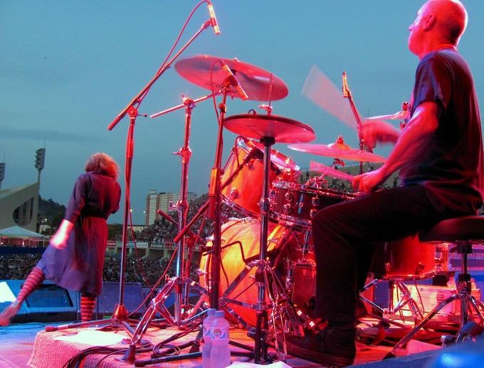 X live in Brazil 2011