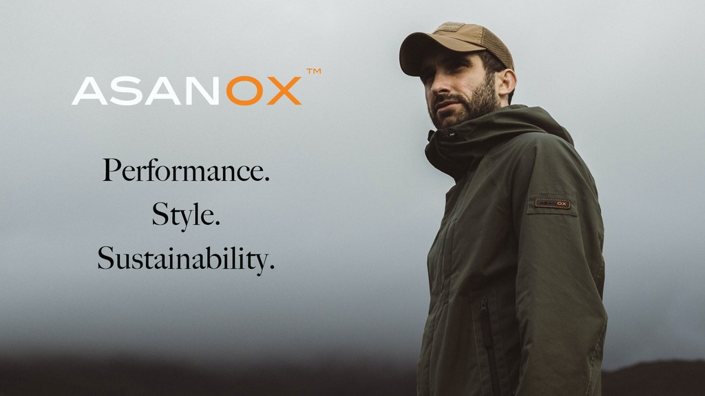 Asanox | Luxury Eco Performance Jackets. Made Affordable. project video thumbnail