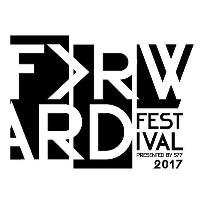 official logo of Forward Festival 2017