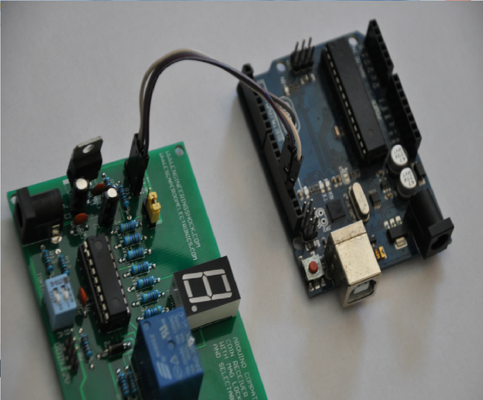 The Arduino Coin Processor Set - With Optional Magnetic Lock