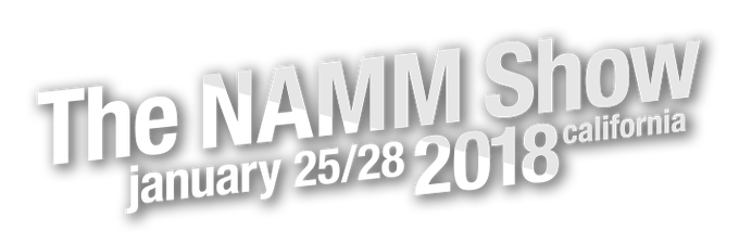 The PGW Will Proudly Be Sold at NAMM 2018