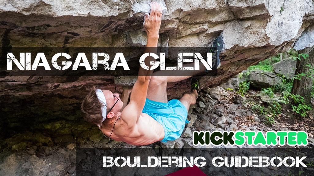 Niagara Glen Bouldering Guidebook project video thumbnail