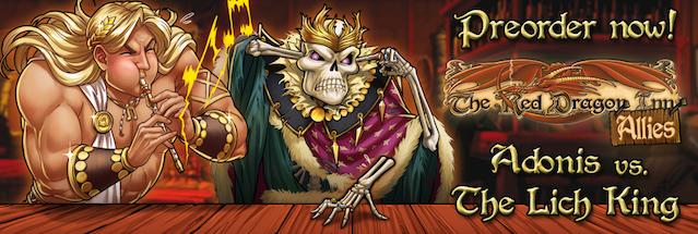 The Red Dragon Inn 6: Villains by SlugFest Games — Kickstarter