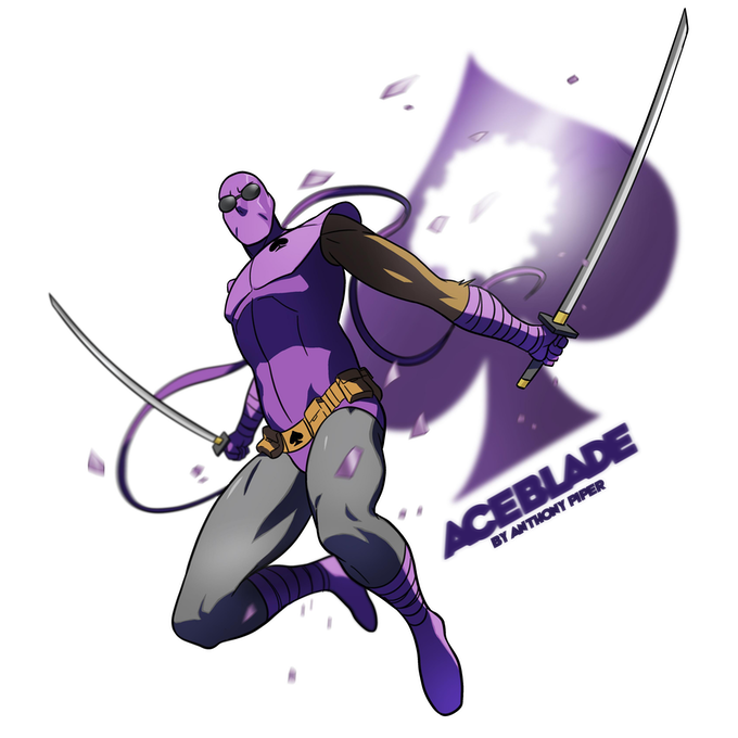 Aceblade by Anthony Piper
