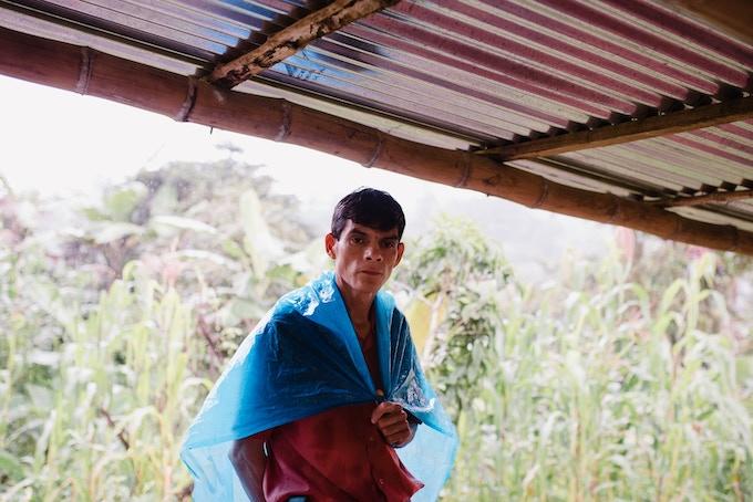 Emiliano, our potential third partner-farmer