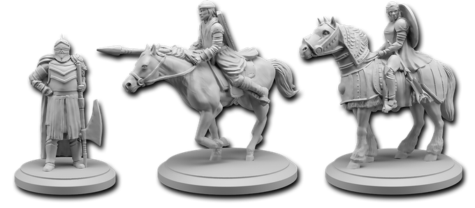 Sergeant, Scout Cavalry, Paladin
