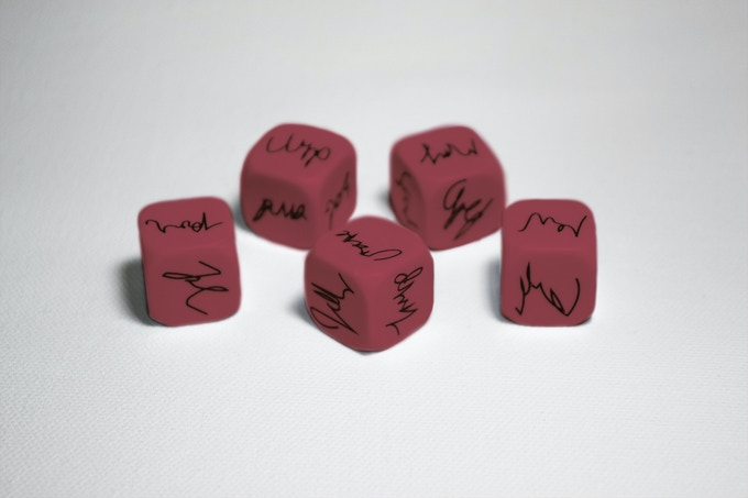 Special Edition Red Dice