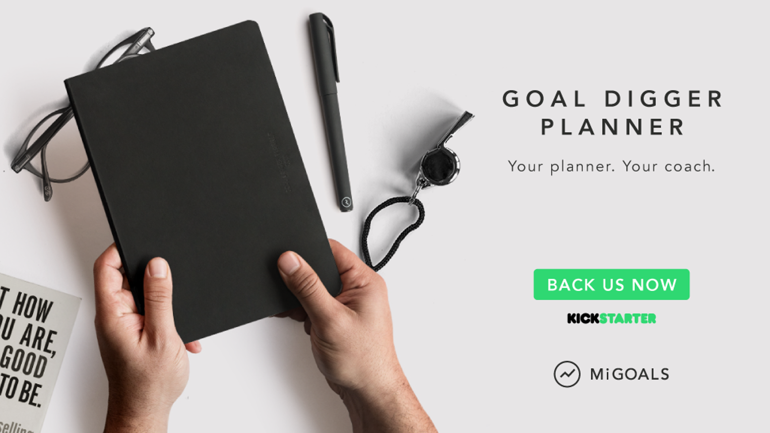 Your Planner. Your coach. The ultimate 2018 planner to help you achieve your goals and live the life of your dreams. PRE-Order your planner, click the link below: