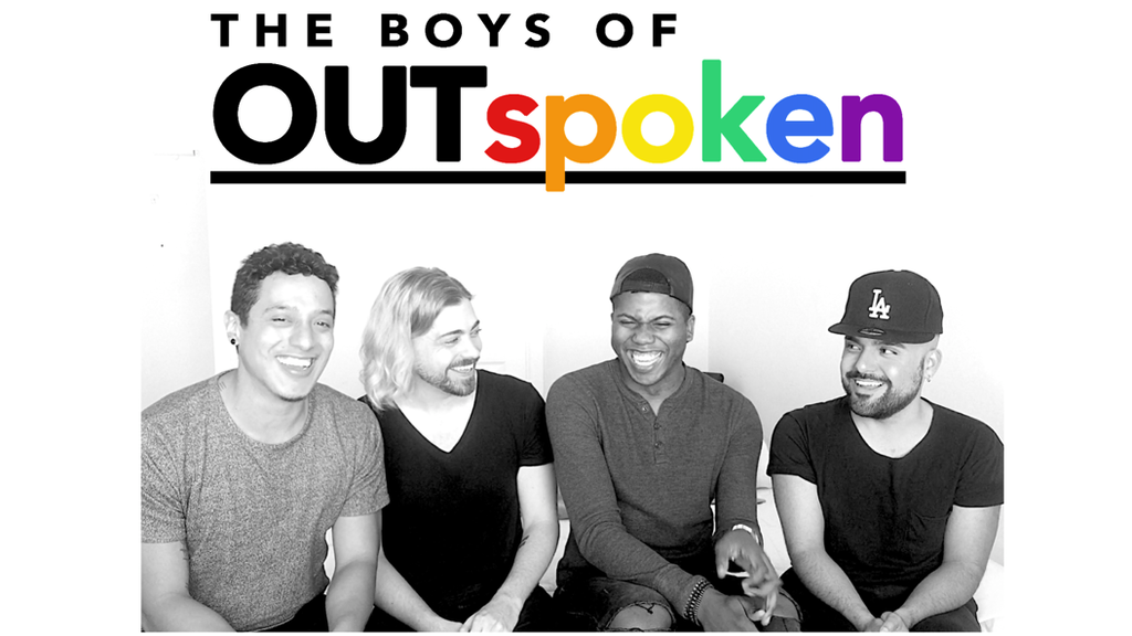 The Boys of OUTspoken : OFFICIAL FIRST SEASON LAUNCH project video thumbnail