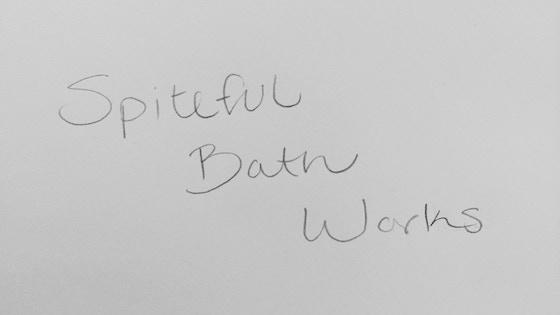 Spiteful Bath Works