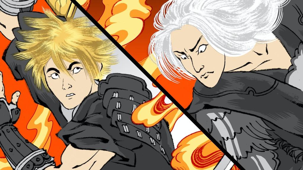 Ukiyo-e Heroes: Boss Fights project video thumbnail