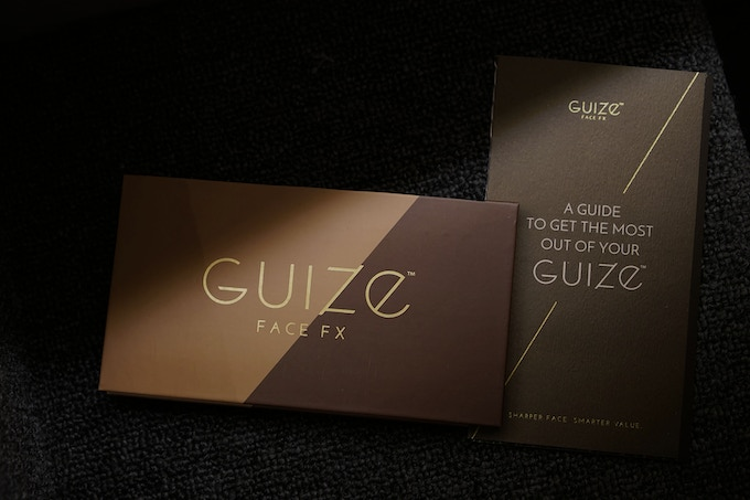 What you see is what you get! Our contour collection comes with an exclusive guide to get the most out of your Guize