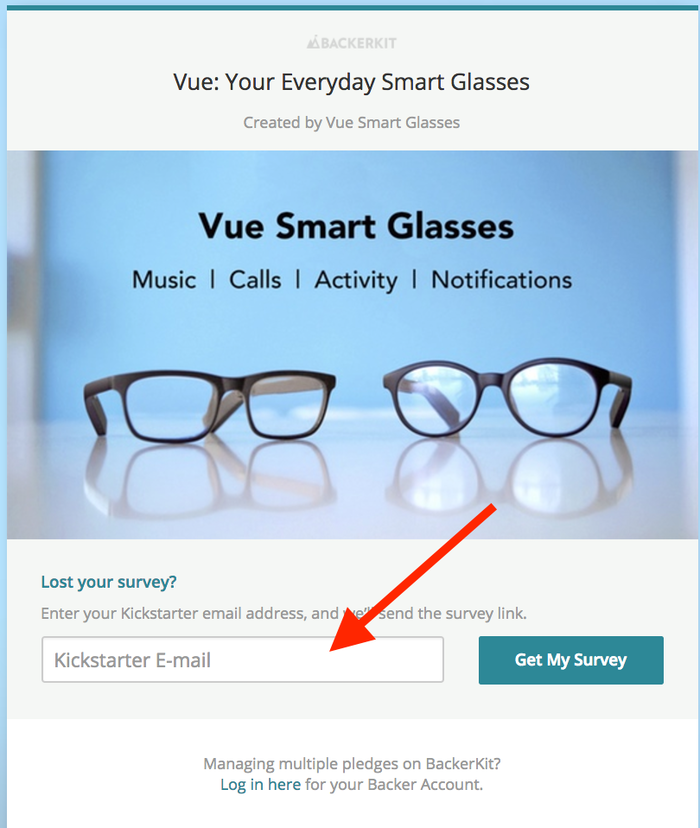69cf0744d6 Project Updates for Vue  Your Everyday Smart Glasses on BackerKit Page 5
