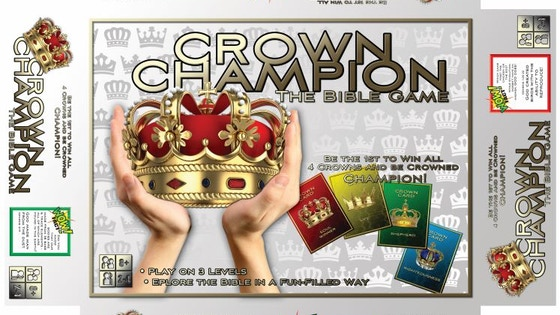 Crown Champion Game (A Game that brings the Bible alive)