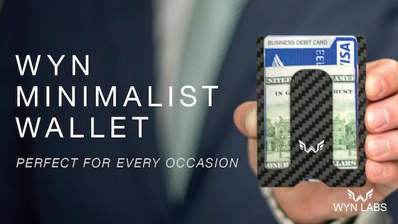 WYN Minimalist Wallet