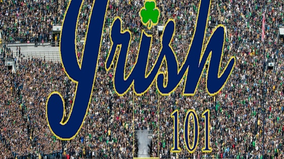 Irish 101 Coverage of 2017 Notre Dame Football