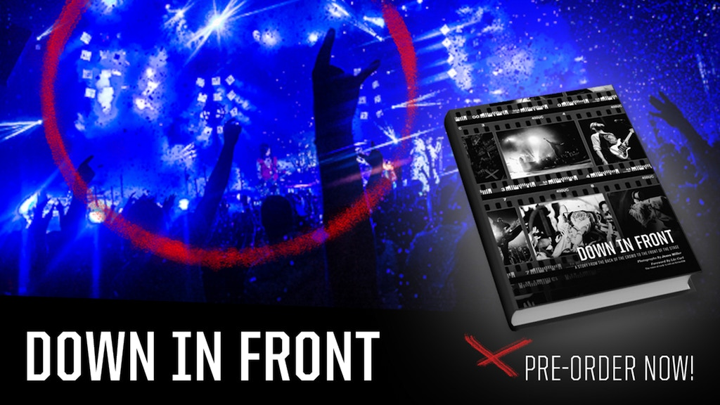Down in Front: Rock n Roll Photos by Jason Miller project video thumbnail