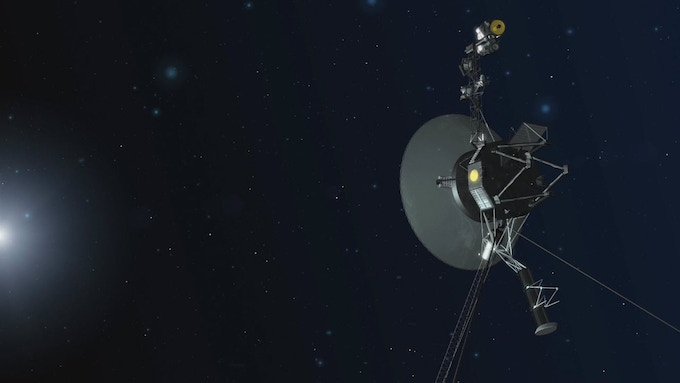 Voyager inspires me to keep exploring, learning and breaking boundaries.