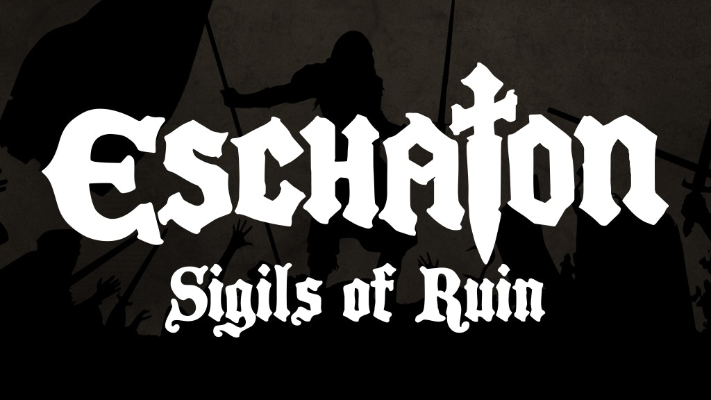 Eschaton: Sigils of Ruin project video thumbnail