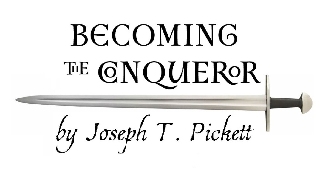 Becoming The Conqueror - a historical novel (paperback) project video thumbnail