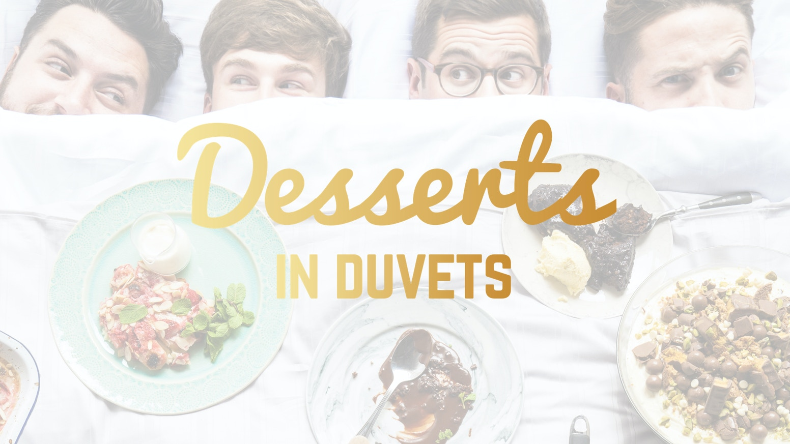 Desserts in duvets cookbook by sortedfood kickstarter a collection of the most delicious indulgent desserts to enjoy whilst snuggled up in a duvet we need you to bring it to life created by sortedfood forumfinder Choice Image