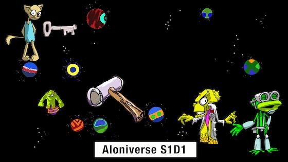 Aloniverse S1D1