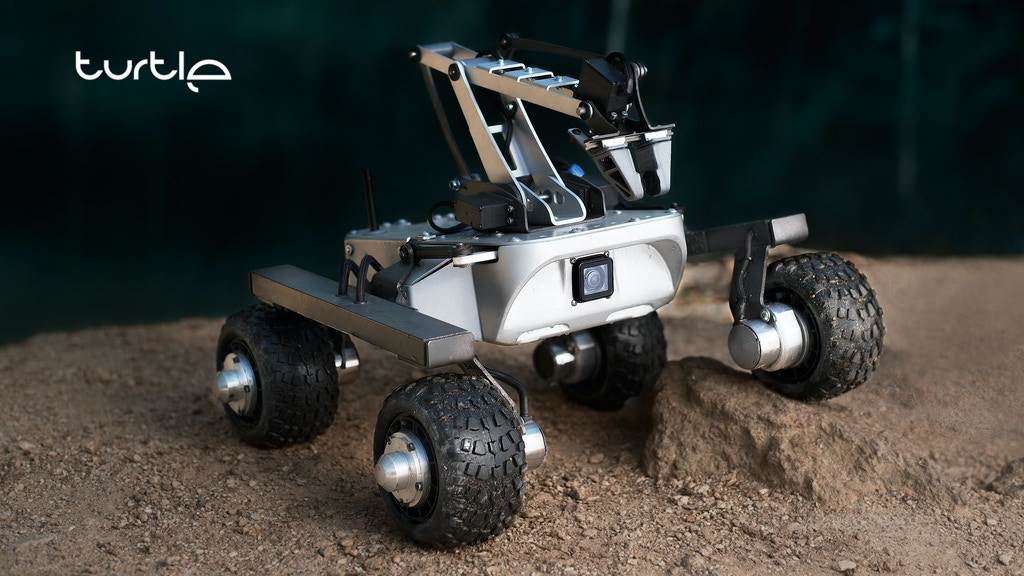 mars rover arduino code - photo #25