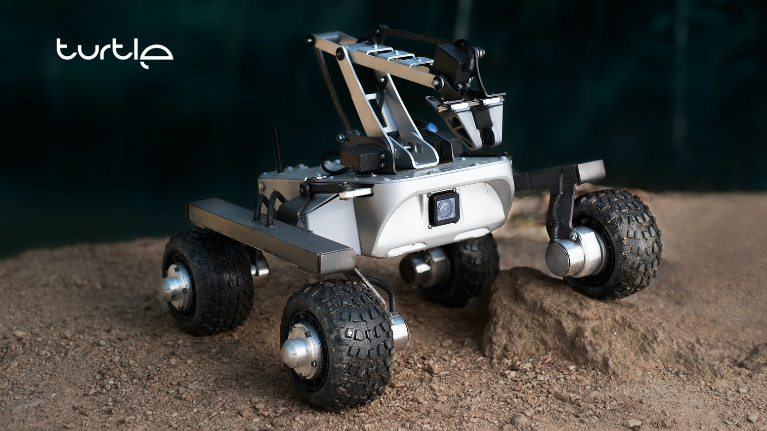 Turtle Rover - waterproof programmable RC robot by Kell ideas ...