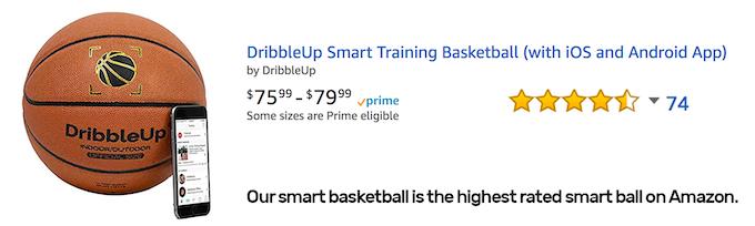 Dribbleup Smart Soccer Ball By Dribbleup Kickstarter