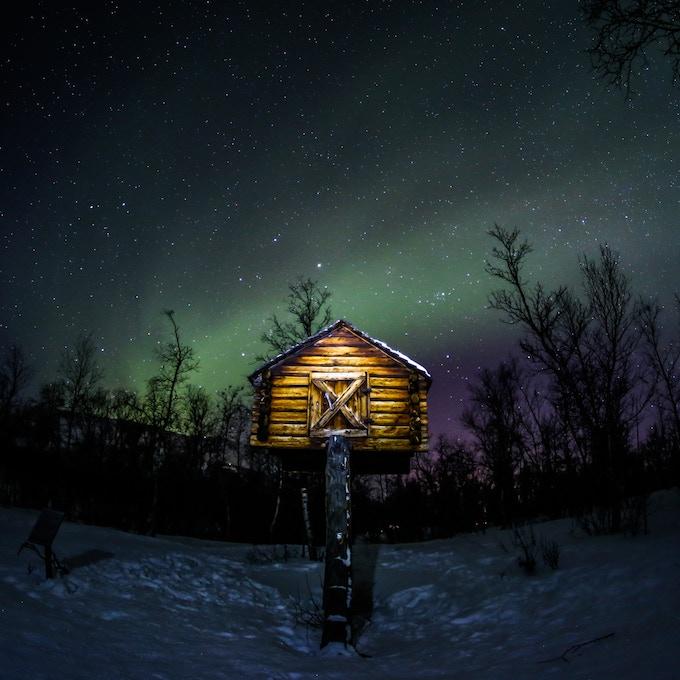 The Sami Camp