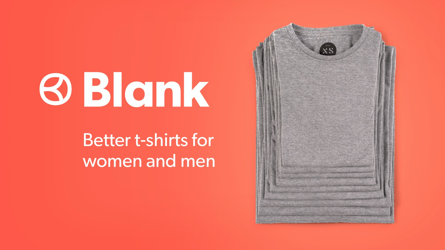 c3a7520c7 Blank, Better T-Shirts for Women and Men by Cotton Bureau. Size-inclusive,  made-in-the-USA, better-fitting,