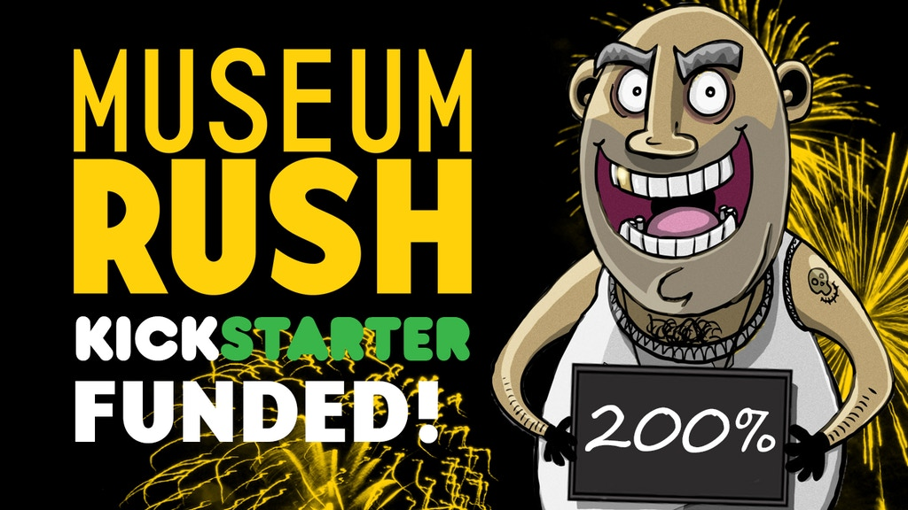 Museum Rush project video thumbnail