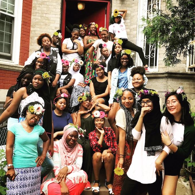 Emerging Girls 2017 Summer Cohort