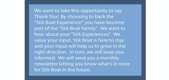 learn more about stik boats g5 marine